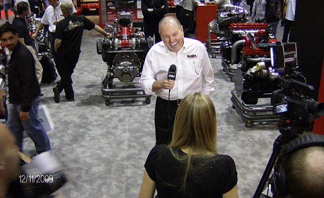 Banks Power at PRI 2009