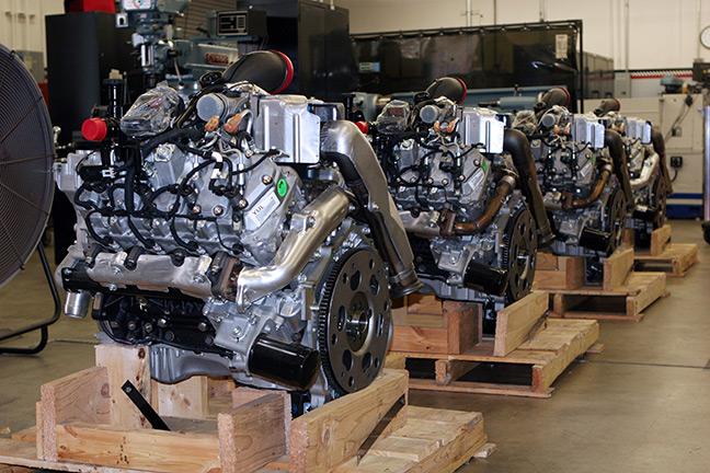 Duramax engines from Banks