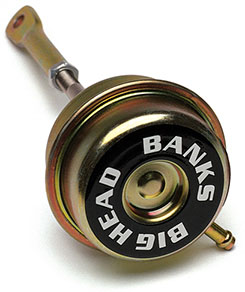 Banks Big Head wastegate actuator
