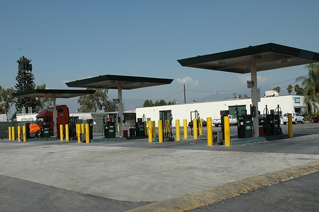 filling station