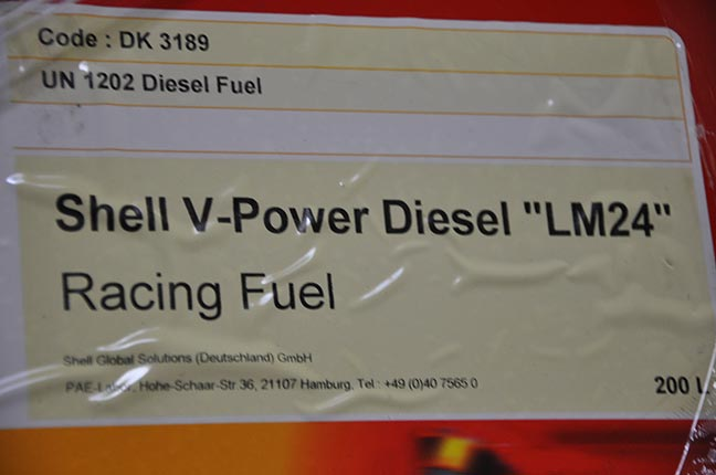 how to tell if diesel fuel is bad
