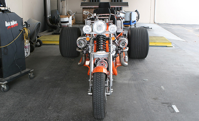 Banks Twin-Turbo Trike