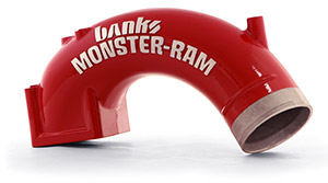 Banks Monster-Ram intake