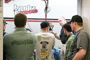 Visiting the Banks Power Dyno Room