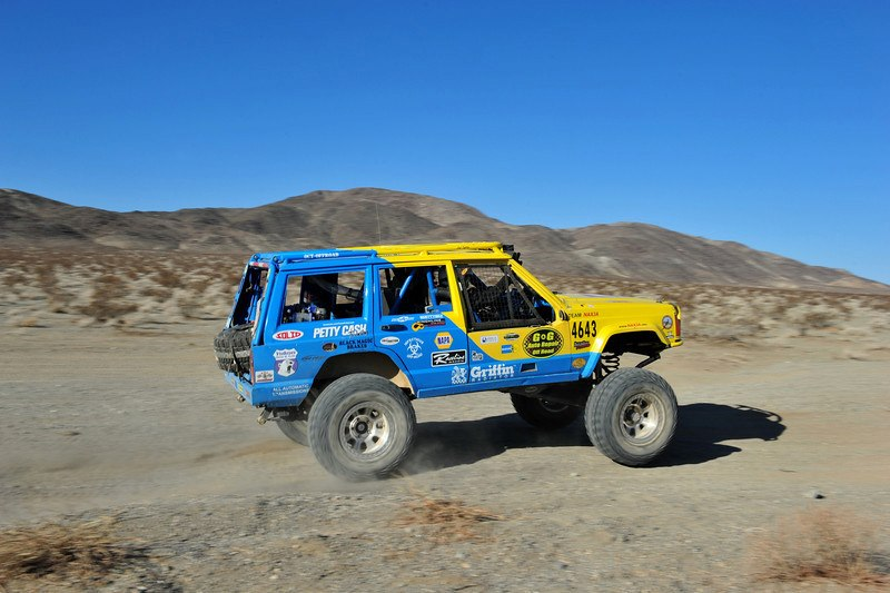 king of the hammers at speed