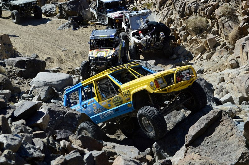 king of the hammers crawl
