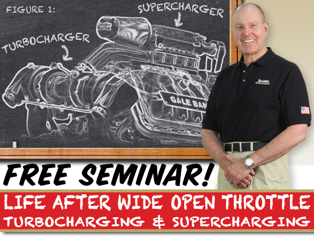 supercharging and turbocharging