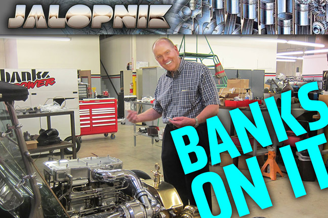 Gale Banks on Jalopnik
