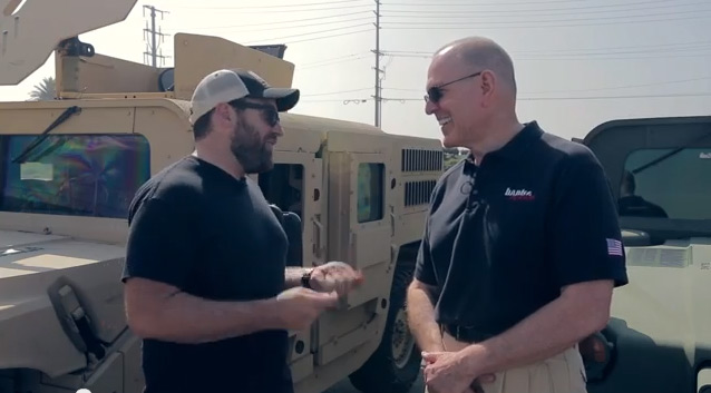 Banks power humvee shootout on motor trend Motor trend head 2 head