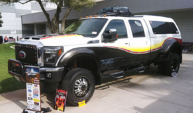 2011 F350 Dually Crew Cab by The Custom Shop
