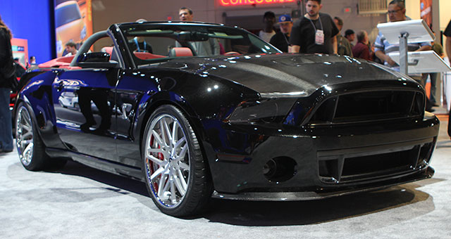 2014 Shelby GT500 by Ice Nine Group