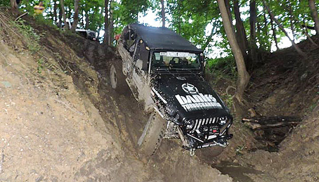The Ultimate Adventure was such a great time and it proved the Banks Sidewinder Turbo Jeep has what it takes
