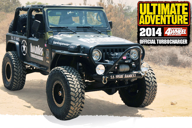 Jeep Ultimate Adventure