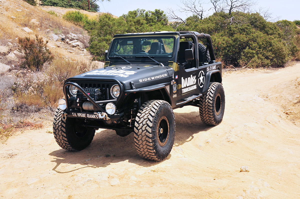 Jeep Ultimate Adventure Banks Power Latest Electronics Projects Ideas For Engineering Students Caroldoey On The