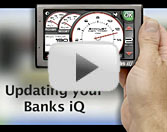 Banks iQ update instructions video