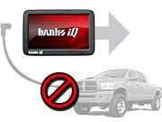 Remove Banks iQ™ from Vehicle