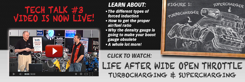 Life after wide open throttle: Turbocharging and Supercharging