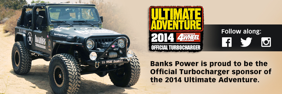 Ultimate Adventure 2014