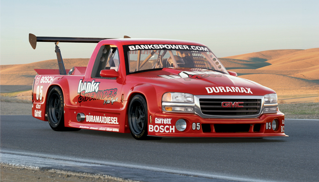 Banks GMC Sierra Type-R