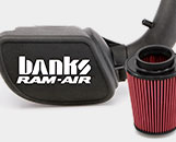 Banks Cold-Air Intake Systems