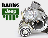 Banks Jeep Turbo Systems