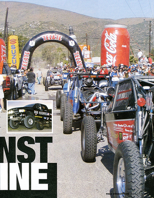 Mastering Teamwork at the Baja 1000