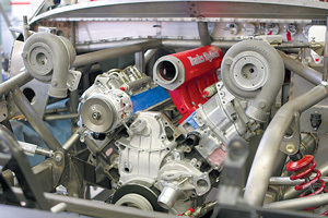 Banks Duramax Type-R engine