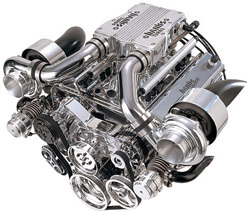 Banks Twin-Turbo Engine