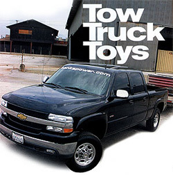 Tow Truck Toys