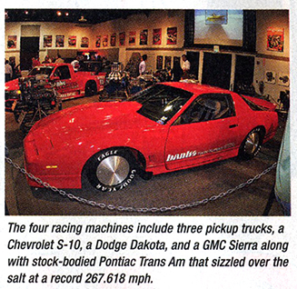 Banks' Pontiac Trans Am