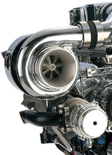 Turbo Closeup