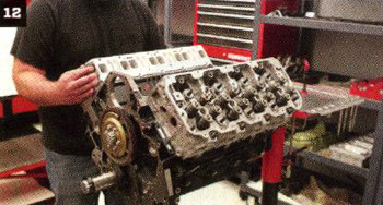 port and polished aluminum cylinder heads