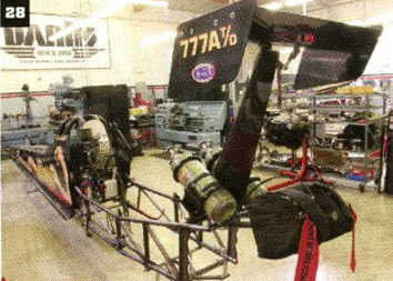 Mike Spitzer chassis