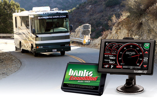Banks PowerPack for diesel motorhomes