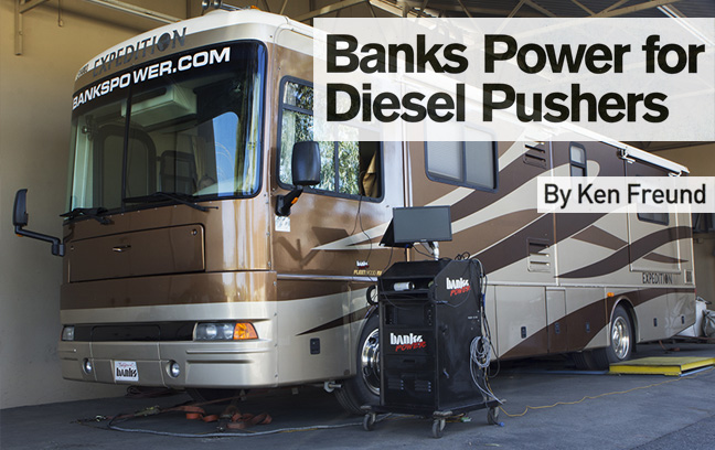 Motorhome magazine reviews Banks PowerPack