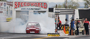 Banks S-10 returns to SpeedWorld