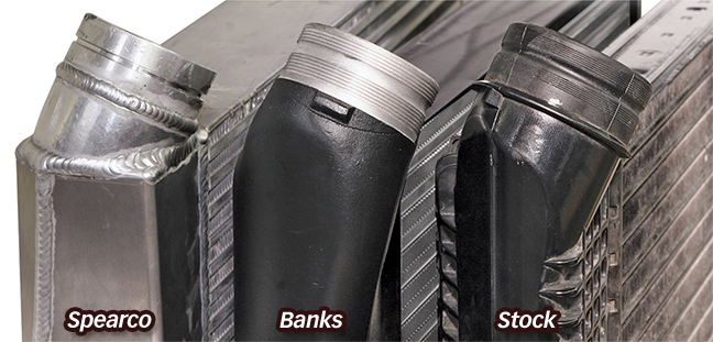 Banks Techni-Cooler for the 6.4L Power Stroke