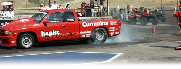 Banks Sidewinder Dakota at Bandimere