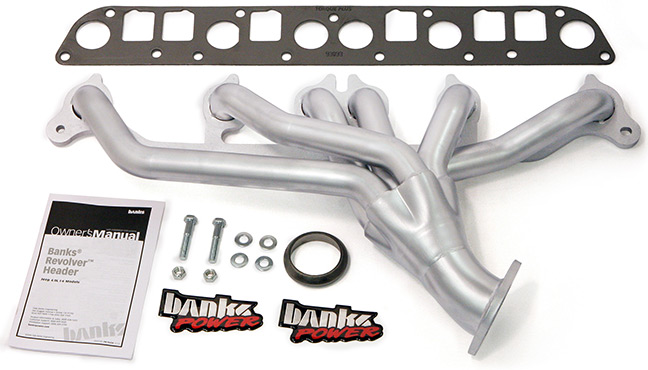 Banks Jeep 4.0L header