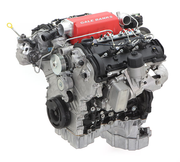 Banks Power | The Three Latest Diesel Engine Projects
