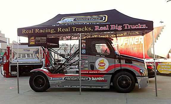 Banks Power and Mike Ryan Motorsports take on Pikes Peak