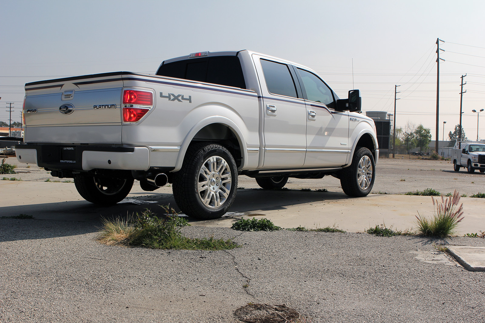 Ford Tremor Ecoboost Performance Exhaust | Autos Post