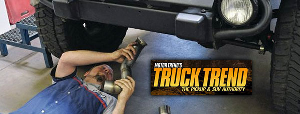 click for Truck Trend review