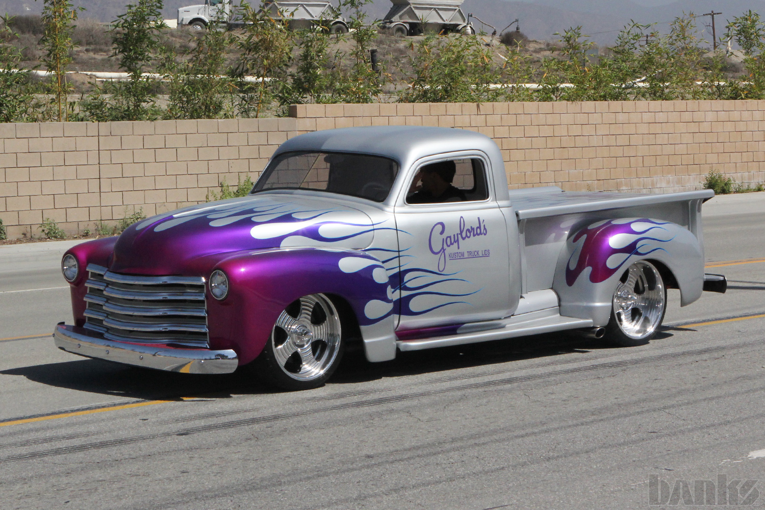 Banks twin-turbo Gaylord truck