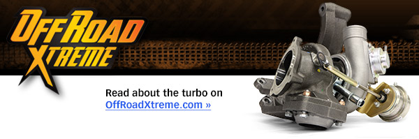 Banks turbo on www.offroadxtreme.com