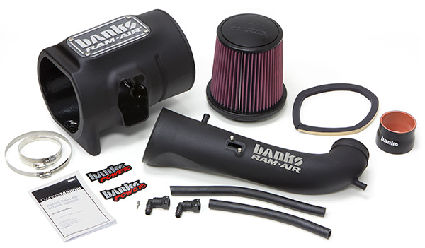 cold air intake for Chevy gas trucks