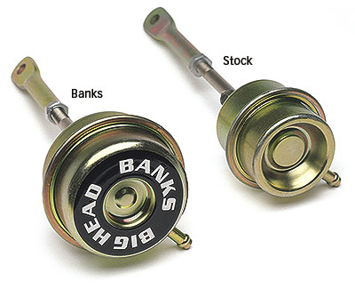 Banks BigHead wastegate actuator