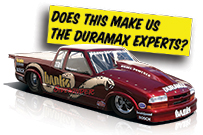 Duramax experts
