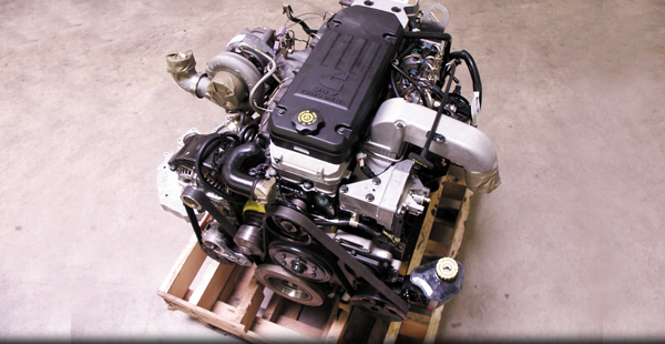 Cummins Base Engine